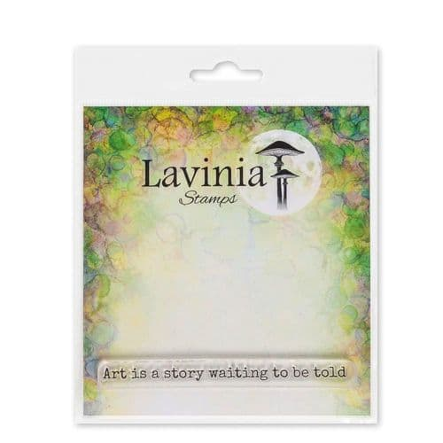 Art Is a Story - Lavinia Stamps (LAV678)